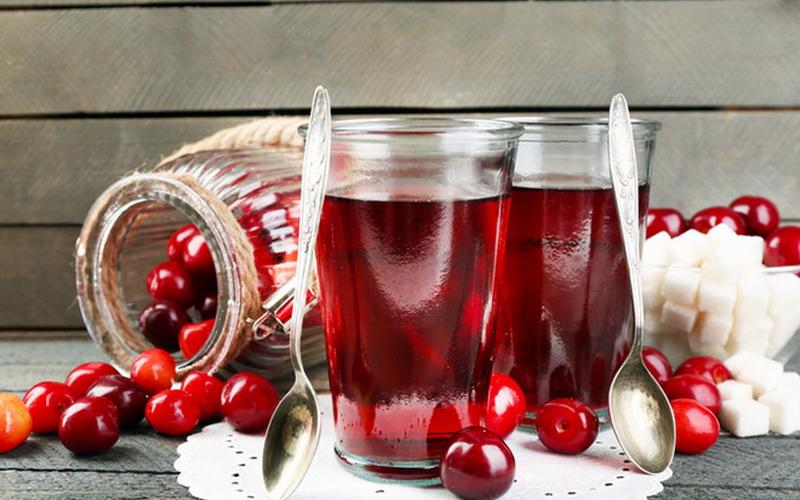 Рецепт сока из ягод на зиму